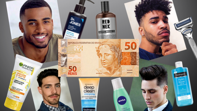 Homem No Espelho - 10 produtos bacanas que custam menos de 50 reais