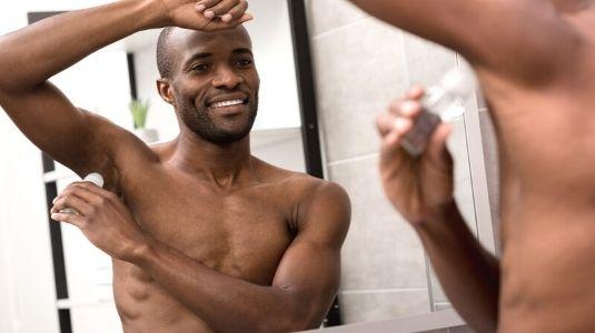 Homem No Espelho - desodorantes masculinos