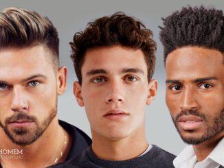 Homem No Espelho - Como pentear e modelar o cabelo