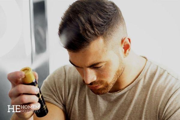 Homem No Espelho - Como pentear e modelar o cabelo (1)