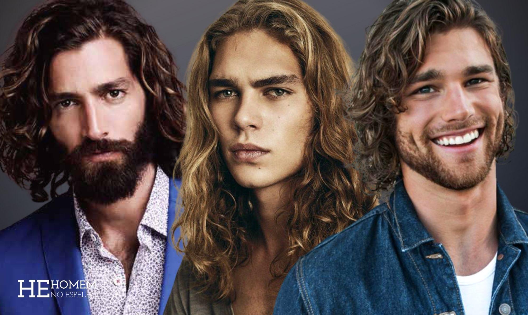 Homem No Espelho - Cortes de cabelo inspirados no rock