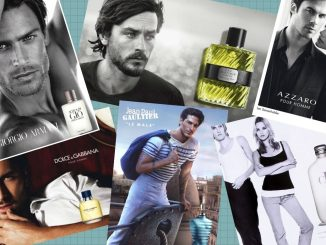 Homem No Espelho - Perfumes clásscios masculinos