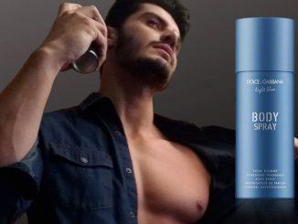 Perfume Dolce & GabbanaLight Blue Body Spray
