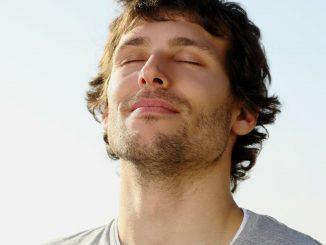 Homem No Espelho - Exercícios de respiração para diminuir o estresse