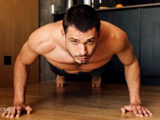 Homem No Espelho - Como ganhar motivação para treinar em casa