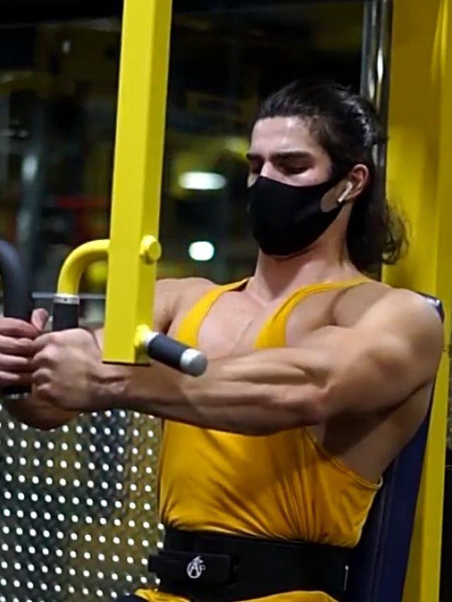 A máscara prejudica o resultado do treino?
