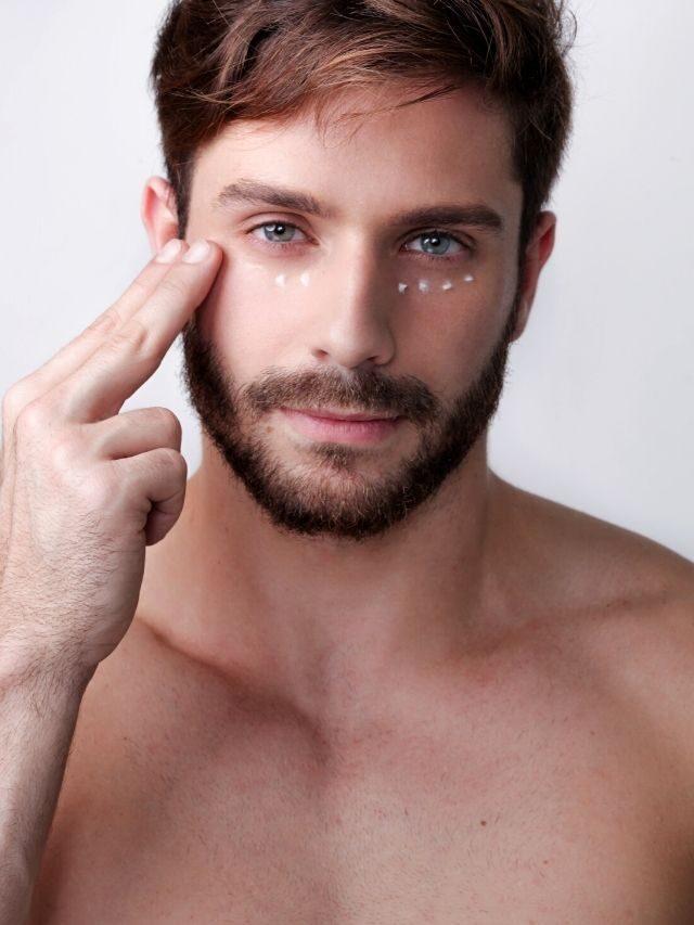 5 cuidados básicos para a pele do homem