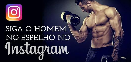 Homem No Espelho - Instagram