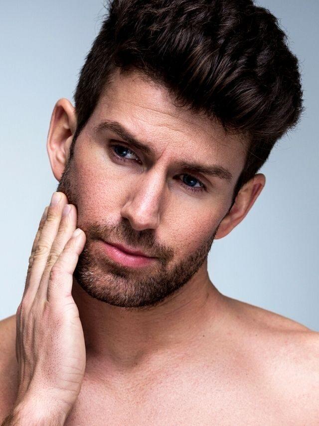 6 fatos sobre a pele do homem