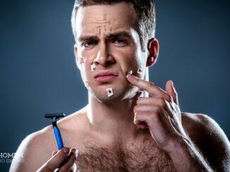 Como se proteger dos cortes ao fazer a barba