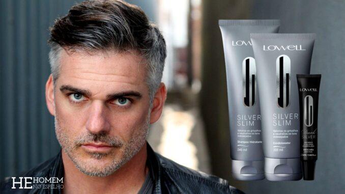 Homem No Espelho - Como tonalizar cabelo grisalho