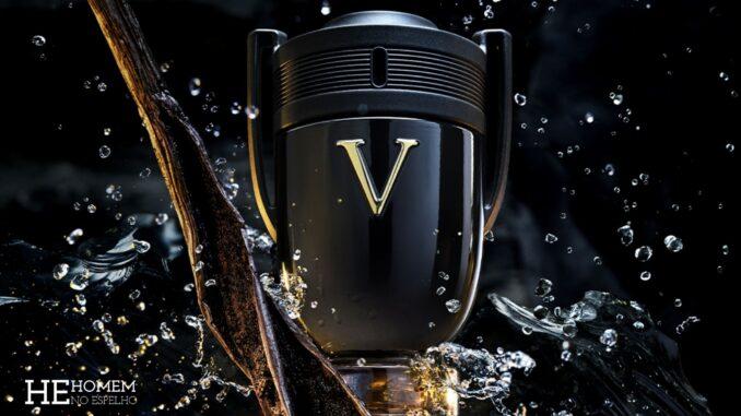 Homem No Espelho - Perfume Invictus Victory