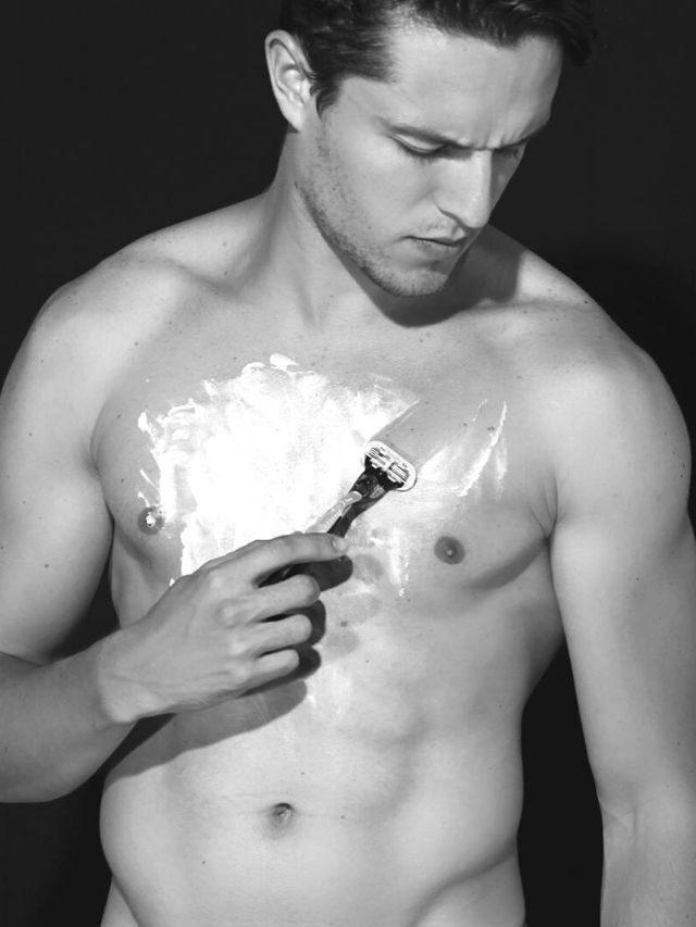 Qual o melhor método de depilação masculina?