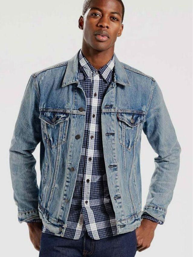 1000 jeitos  de usar jaqueta jeans