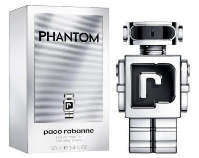 Homem No Espelho - Paco Rabanne usa inteligência artificial no perfume Phantom