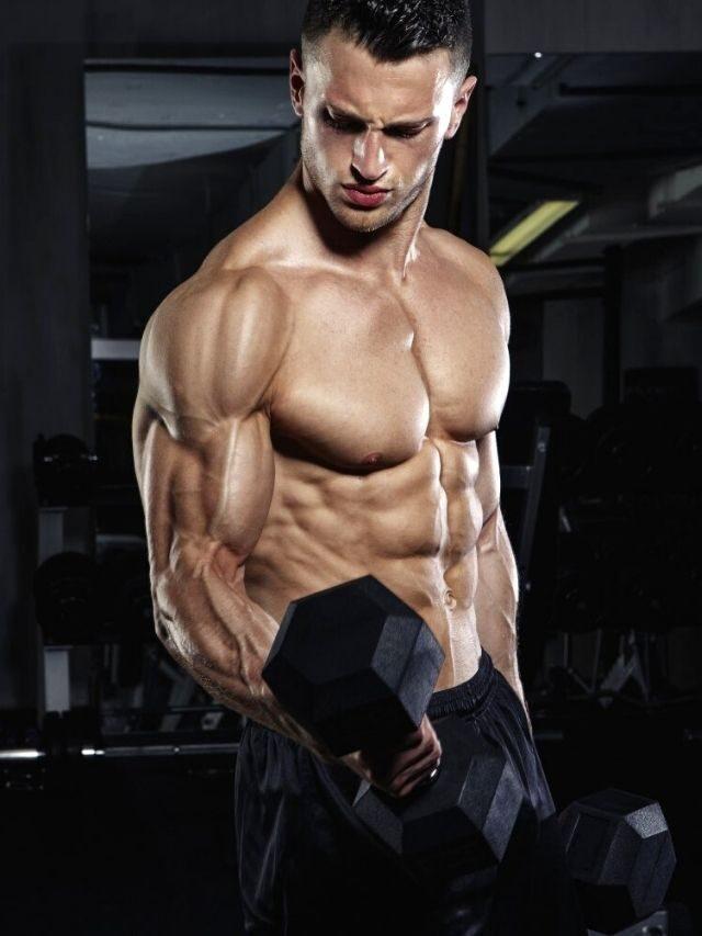 Varie seu treino para ganhar mais músculos