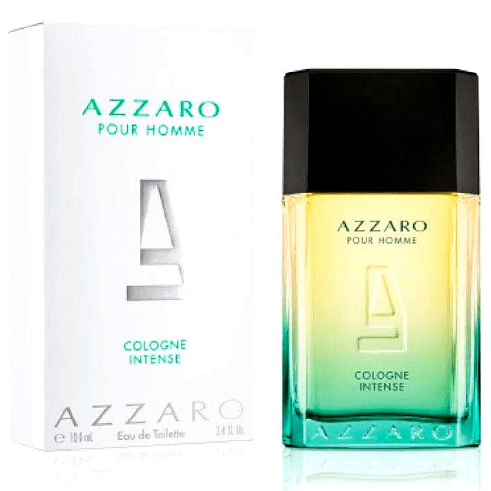 Azzaro ganha versão Cologne Intense
