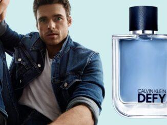 Homem No Espelho - Calvin Klein lança novo perfume Defy
