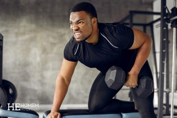 Homem No Espelho - Como ganhar músculos mais rápido