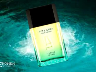 Homem No Espelho - Perfume Azzaro ganha versão Cologne Intense