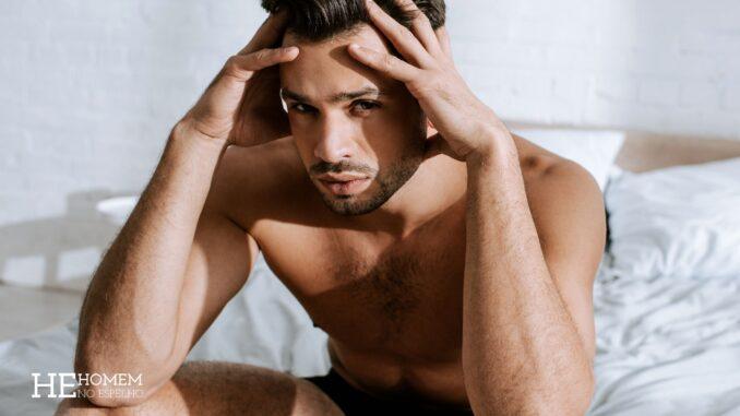 Homem No Espelho - dificuldade de ereção e ejaculação precoce