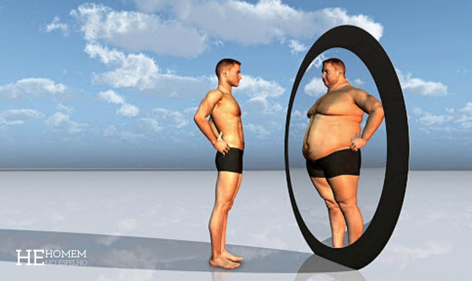 Homem No Espelho - Autoimagem masculina