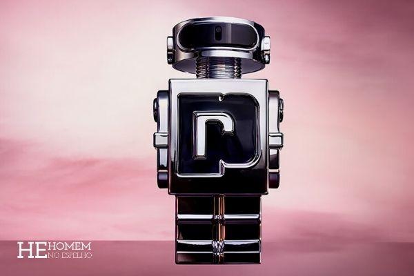 Homem No Espelho - vidros de perfumes mais bonitos e criativos
